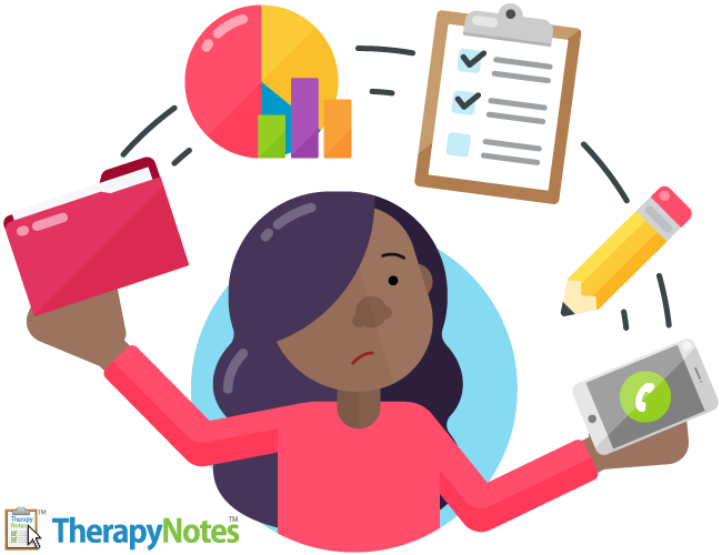 When Should I Start Outsourcing in Private Practice - TherapyNotes with L. Gordon Brewer