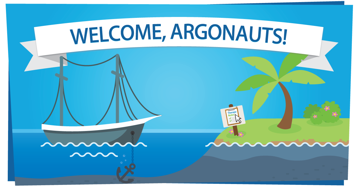 TherapyNotes Welcomes Argonaut Customers