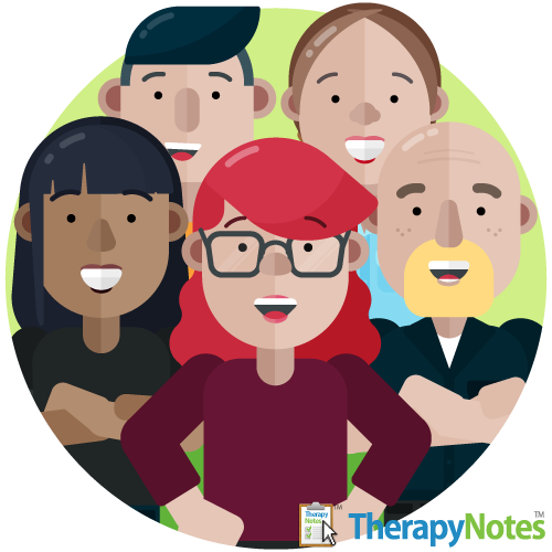 Finding Your 5 Business Support People for Your Therapy Practice - TherapyNotes with Maureen Werrbach