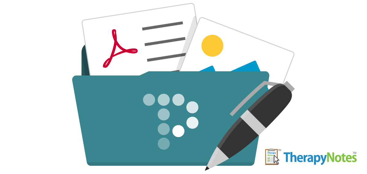 TherapyNotes 4.35: Share Documents and Request Signatures on TherapyPortal