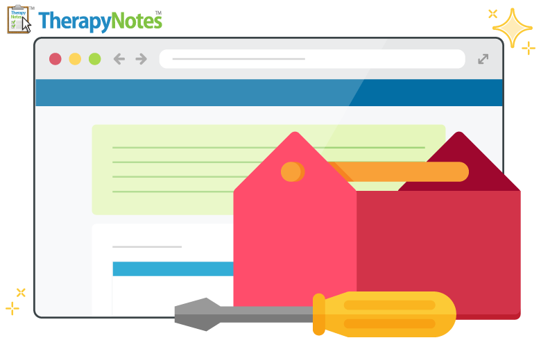 TherapyNotes 4.40: Site-Wide Improvements