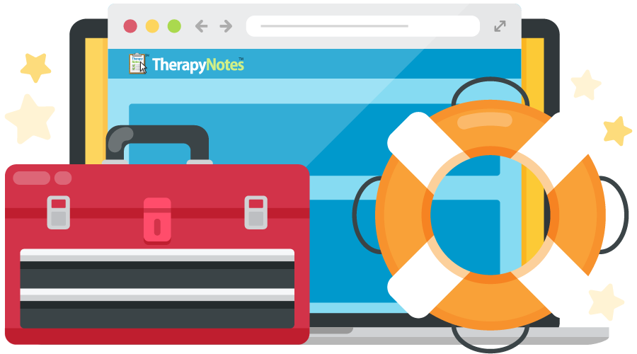 TherapyNotes What's New: Support Seven Days a Week, Real Time Eligibility Release, and Much More